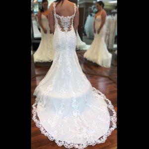 Maggie Sottero Abbie BRAND NEW Wedding Dress